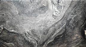 Colores de mármol del granito: natural negro, gris, blanco fotos de archivo libres de regalías