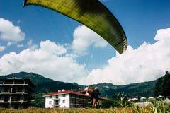 Colores de Nepal foto de archivo