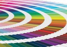 Colores de Pantone Fotografía de archivo libre de regalías