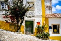 Colores de Portugal Imagen de archivo libre de regalías