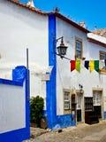 Colores de Portugal Imágenes de archivo libres de regalías