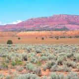 Colores de Utah Foto de archivo libre de regalías