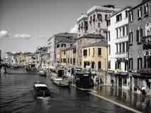 Colores de Venecia Fotos de archivo