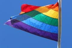 Colores del arco iris Imágenes de archivo libres de regalías