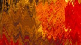 Colores del arco iris Movimientos de pintura de acrílico en lona Arte moderno Lona gruesa de la pintura stock de ilustración