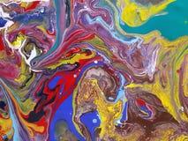 Colores del baile Fotografía de archivo