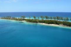 Colores del Caribe Foto de archivo libre de regalías
