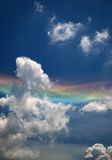 Colores del cielo I imagenes de archivo