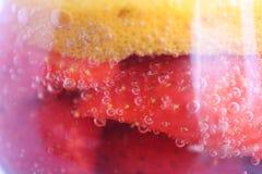 Colores del coctel Fotografía de archivo libre de regalías