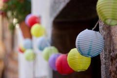 Colores del festival Imagen de archivo libre de regalías