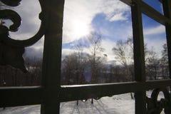 Colores del invierno Fotos de archivo libres de regalías