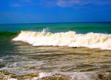 Colores del mar imágenes de archivo libres de regalías