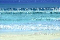 Colores del océano foto de archivo libre de regalías