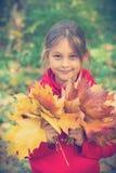 Colores 9 del otoño Fotos de archivo