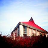 Colores del otoño en Polonia Fotos de archivo libres de regalías