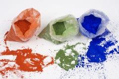 Colores del Rgb Foto de archivo