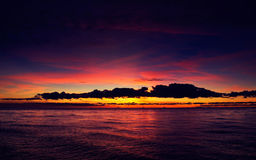 Colores del silencio Imagenes de archivo
