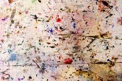 Colores del taller Fotos de archivo