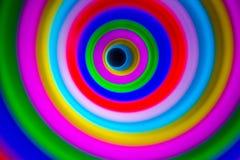 Colores en el movimiento foto de archivo libre de regalías