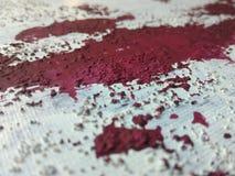 Colores en la lona 3 Fotografía de archivo libre de regalías
