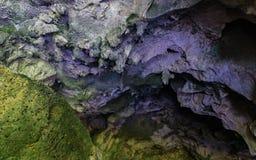 Colores en las rocas Fotos de archivo