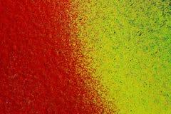 Colores en una pared imágenes de archivo libres de regalías