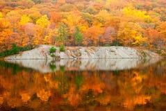 Colores hermosos de la caída. Imagen de archivo libre de regalías