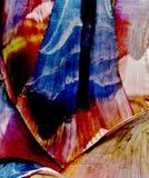 Colores hermosos de las naturalezas fotografía de archivo
