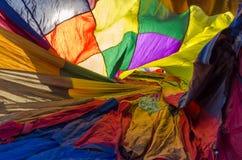 Colores interiores del extracto Imagenes de archivo