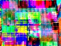 Colores irreales Fotografía de archivo