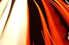 Colores ligeros abstractos Imagen de archivo