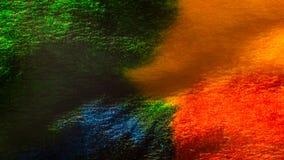Colores macros Fotos de archivo