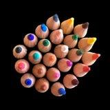 Colores para arriba Fotografía de archivo libre de regalías