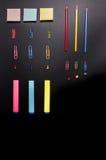 Colores primarios Foto de archivo