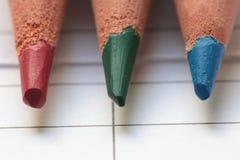 Colores primarios Fotos de archivo libres de regalías