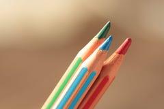 Colores primarios Imagen de archivo libre de regalías