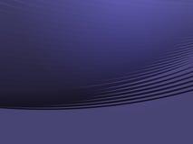 Colores que brillan intensamente ondulados ilustración del vector