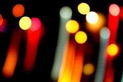 Colores que se arrastran Foto de archivo libre de regalías
