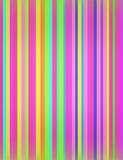 Colores rayados Fotografía de archivo libre de regalías