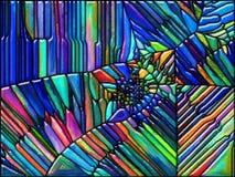 Colores sin extremo Foto de archivo