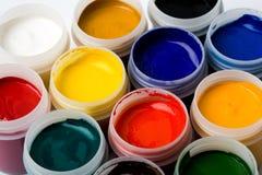 Colores vibrantes Imagenes de archivo