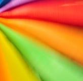 Colores vibrantes en el movimiento Fotos de archivo libres de regalías