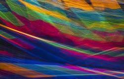 Colores violentos Foto de archivo libre de regalías