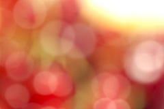 Colores y fondo de las luces imagenes de archivo