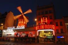 Colorete de Moulin fotos de archivo libres de regalías