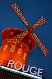 Colorete de Moulin Imagen de archivo libre de regalías