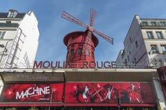 Colorete de Moulin foto de archivo libre de regalías