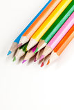 Colorez le crayon Photos libres de droits