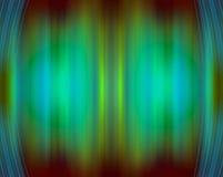 Colorez le fond abstrait vert Image libre de droits