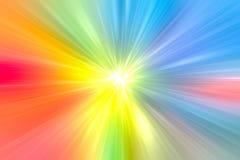 Colorez le fond superbe de mouvement de vitesse rapide d'accélération Image libre de droits